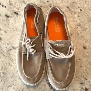 Sperry Top-Sider Shoes 7 Big Boys